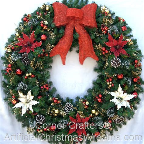 5 foot led christmas magic wreath