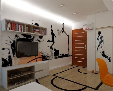 basketball bedrooms best 25 basketball themed rooms ideas on pinterest