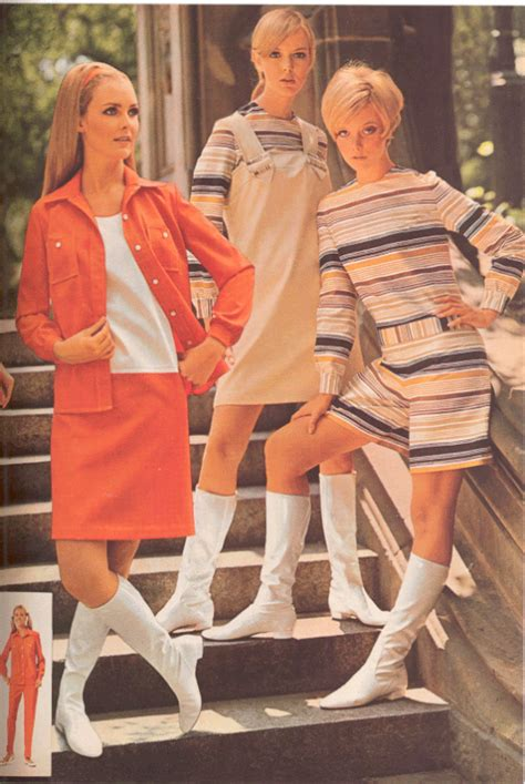 Style On The Go by Sears Clothing Catalog 1968