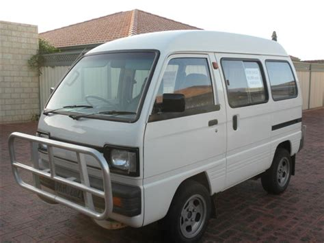 Suzuki Vans Australia 1987 Suzuki Carry High Top Geraldton Cars For Sale