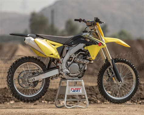 Suzuki 450 Rmz 2016 Suzuki Rm Z450 Test Dirt Bike Test