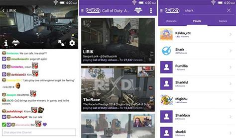 twitch apk twitch 4 22 1 apk for android