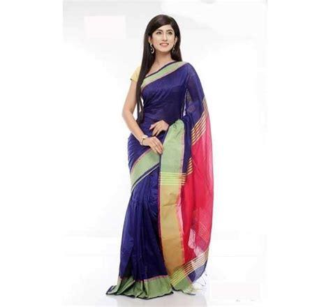 Online Shopping For Home Decoration stylish cotton shari for women stbr 106 priyoshop com