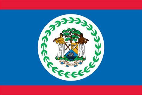 belize flag pictures