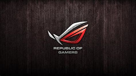 download theme windows 7 republic of gamers window 7 rog theme