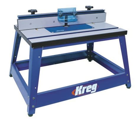 kreg benchtop router table prs2000 kreg router tables