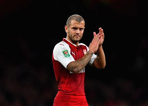 arsenal carabao cup arsenal 3 reasons jack wilshere worth the risk against