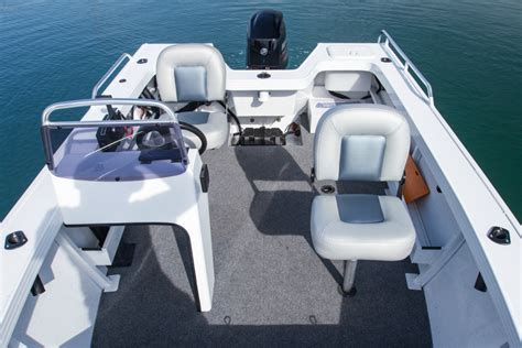 side console boats stacer 469 outlaw side console review boatadvice