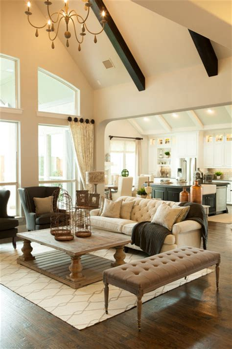 home interior design houzz phillips creek ranch shaddock homes traditional living room dallas by shaddock homes