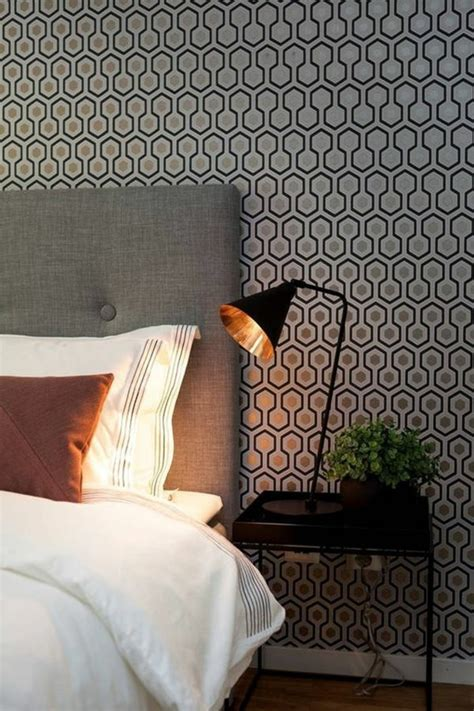 papier peint castorama chambre comment choisir un habillage mural quelques astuces en