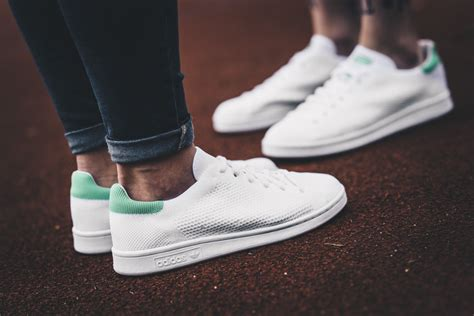 Adidas Stan Smith Primeknit 1 s shoes sneakers adidas stan smith primeknit bz0116 best shoes sneakerstudio