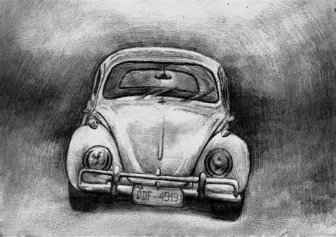 old volkswagen drawing old volkswagen beetle drawing by di fernandes