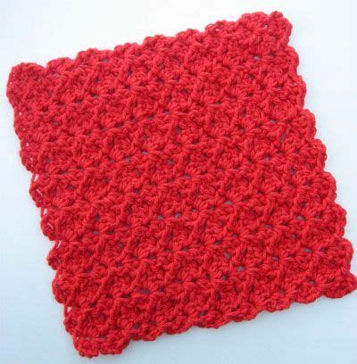 easy knit dishcloth easy crochet dishcloth easy crochet crochet and crochet