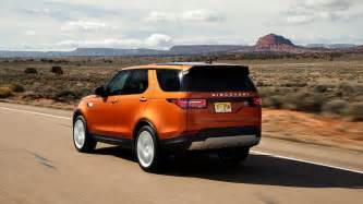 land rover discovery 2017 review by car magazine
