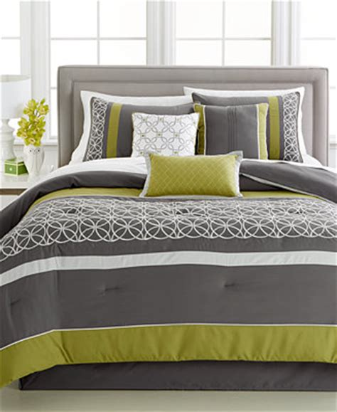 marshalls bedding sets closeout 7 pc comforter sets bed in a bag