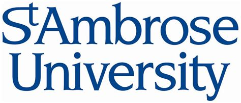 St Ambrose Mba Rank by Great River Human Resource Association