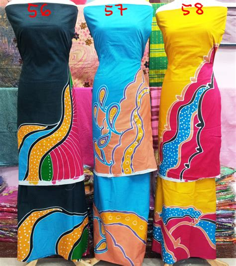 design batik cotton terkini anisfamy batik batik cotton new design