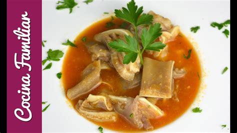 como cocinar oreja receta para cocinar oreja de cerdo en salsa picante paso a
