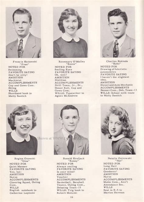 yearbook picture style directory internet css