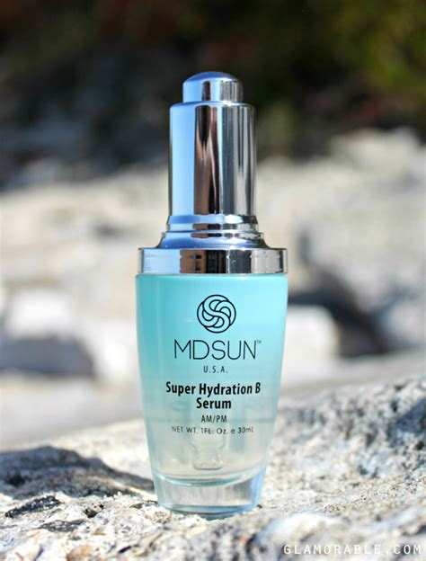 b hydratm intensive hydration gel review new additions to my skin care routine from mdsun glamorable