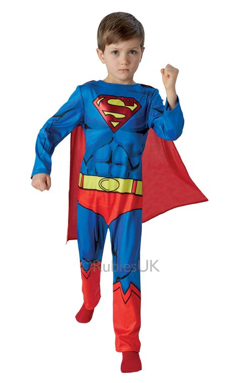 boys fancy dress and super hero costumes from the largest sale kids classic marvel comic book superhero superman