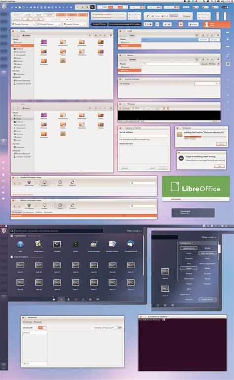 templates for ubuntu ubuntu template gui