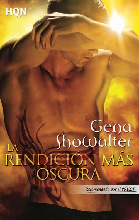 libro rendicion surrender lords of the underworld gena showalter fans spanish