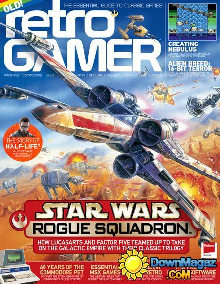 Gameplayer Magazine De retro gamer uk issue 168 2017 187 pdf magazines magazines commumity