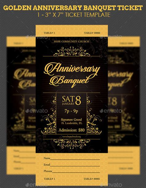 free printable banquet ticket template 8 banquet ticket templates free psd ai vector eps