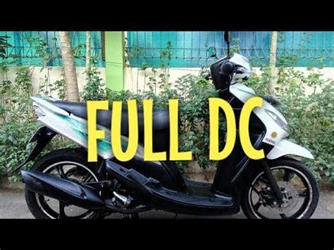 Lu Projie Mio Sporty harga lu led motor mio 06 lu led merk terbaik