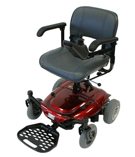 Electric Power Chair by Betterlife Capricorn Portable Electric Power Chair Travel