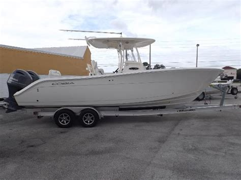 cobia boat dealers in michigan cobia 277 boats for sale