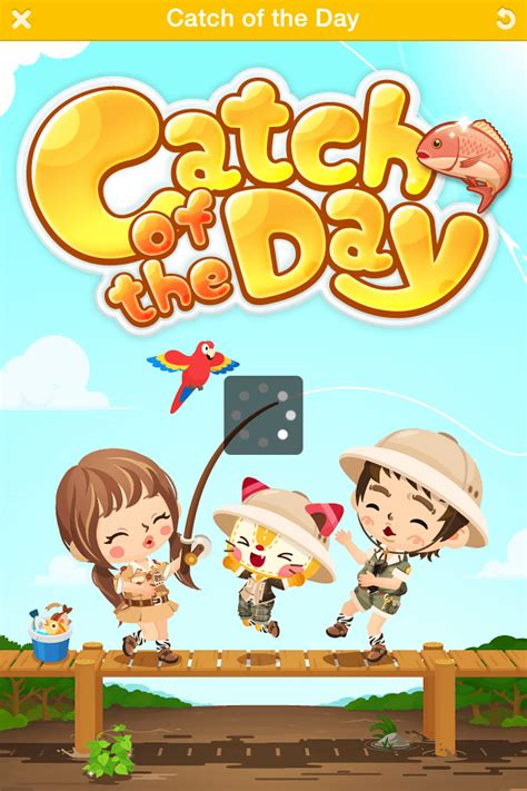 catch of the day fishing for deals catch of the day line play wiki fandom powered by wikia