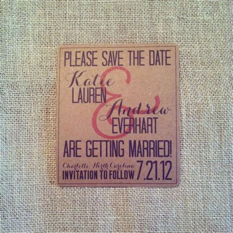 shabby chic save the date magnets save the date magnet with envelope rustic shabby chic wedding