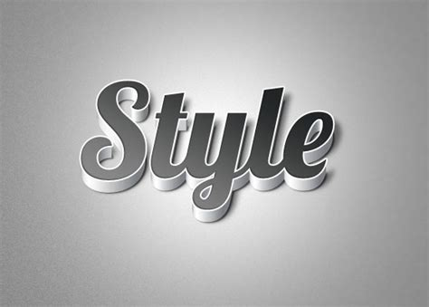 3d text typography tutorial photoshop create a quick and easy 3d type effect