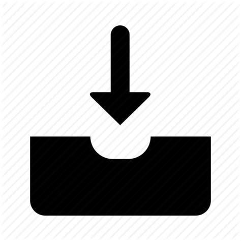 Search Input Arrow Drawer Front Input Icon Icon Search Engine