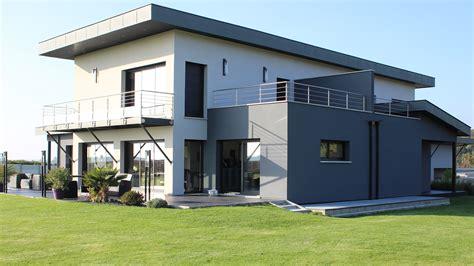 maison avec toit terrasse 2833 maison toit terrasse maisons ortelli