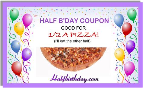 Half Birthday Quotes Half Birthday Quotes Quotesgram