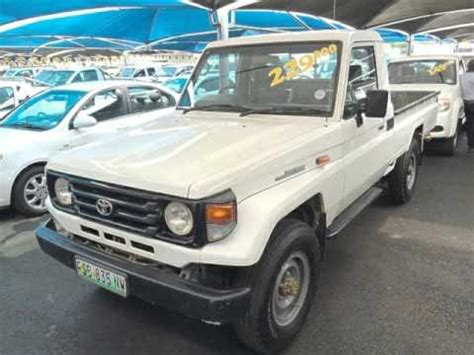 toyota trucks sa 2006 toyota landcruiser pickup auto for sale on auto