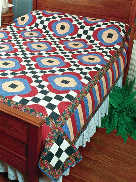to make the bed in spanish quilting bed quilts spanish tile