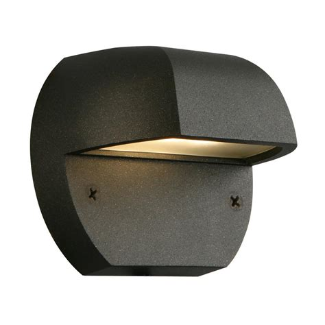 led low voltage outdoor lighting hton bay low voltage black outdoor integrated led