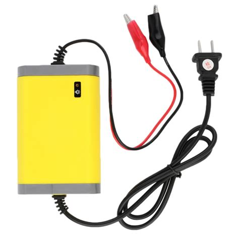 Mg Portable Motorcycle Car Battery Charger 12v 2a portable car battery charger 12v 2a fully automatic car