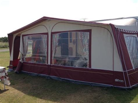 caravan awning repairs trio pair caravan servicing in pontefract uk