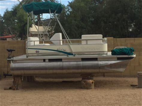 used pontoon boats for sale az 2005 tahoe for sale in phoenix arizona united states