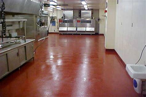 epoxy flooring kitchen the flanagan corporation
