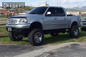 wheel offset 2003 ford f 150 aggressive 3 suspension