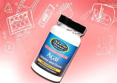 Acai Detox Kapsule by Najbolji Acai Berry Supplements Dostupni Naši Top 10