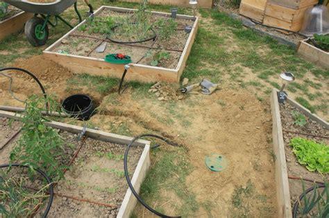 arrosage jardin potager arrosage automatique goutte 224 goutte wikilia fr