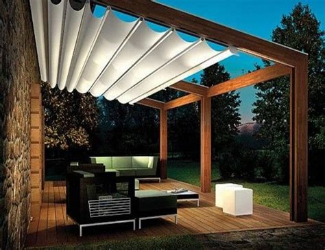 Pergola Canopy Ideas Various Pergola Roof Ideas Make Homes Fantastic