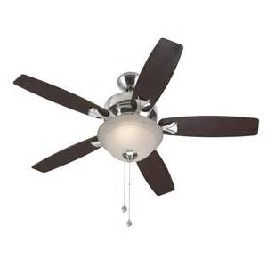 Harbour Ceiling Fan Parts Harbor 44 In Harbor Penticton Brushed Nickel